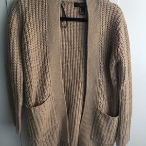 Forever 21 cardigan sweater NWOT